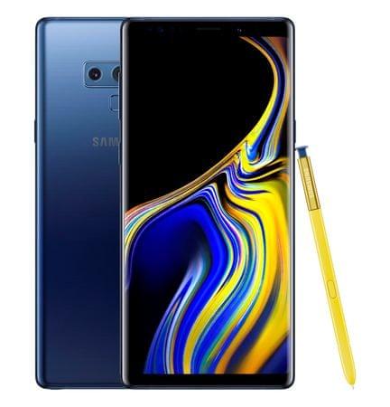 SAMSUNG Galaxy Note9, 6GB/128GB, Modrý