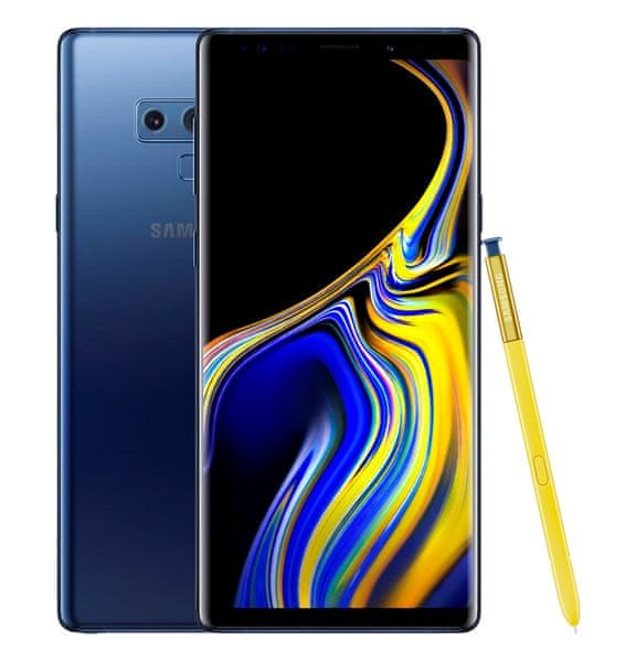 Samsung Galaxy Note9, 6/128GB, Modrý