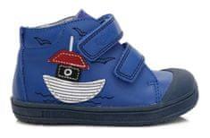 Ponte 20 chlapecké kožené boty s lodičkou