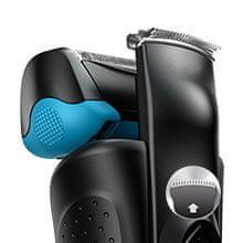 Braun Waterflex Blue bezpečnost