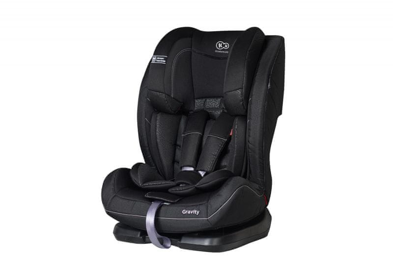 KinderKraft Gravity Black