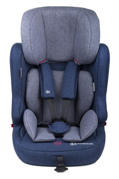 KinderKraft FIX2GO ISOFIX Navy