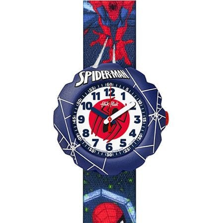 Swatch Flik Flak Spider-man In Action ZFLSP012