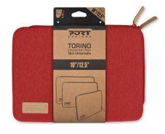 """Port Designs TORINO pouzdro na 10/12,5"""" notebook, červené 140405"""