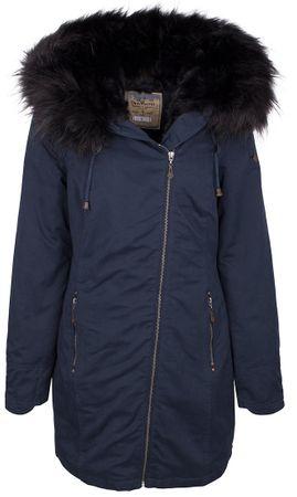 DreiMaster ženska bunda, S, temno modra