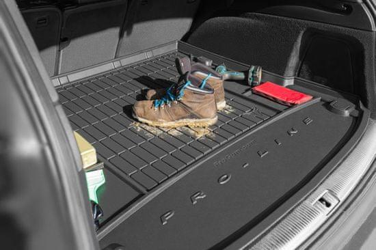 MAMMOOTH Vana do kufru, pro Audi A3 (Liftback, horní podlaha kufru) od r. 2012, černá