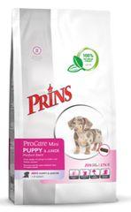 Prins hrana za pasje mladiče ProCare Mini Puppy&Junior Perfect Start, 3 kg