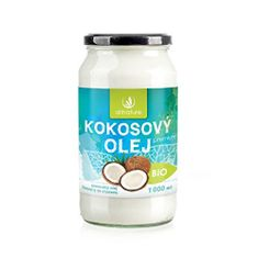 Allnature BIO Kokosový olej Premium 1000 ml