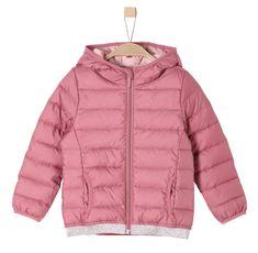 s.Oliver dívčí bunda růžová