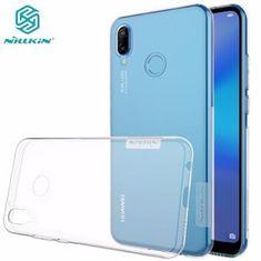Nillkin Nature TPU Puzdro Transparent pre Huawei P20 Lite 2438645