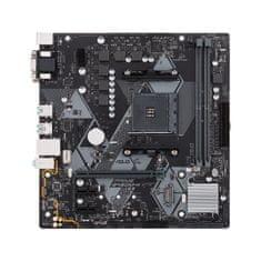 Asus osnovna plošča Prime B450M-K, DDR4, SATA3, USB 3.1 Gen2, DVI, AM4 mATX