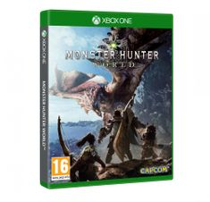 Capcom igra Monster Hunter World (Xbox One)