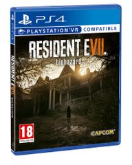 Capcom Resident Evil 7 Biohazard (PS4)