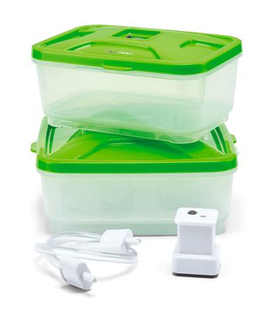 Tefal pudełka próżniowe do przechowywania żywności XA258010 Lunch Box Vacupack