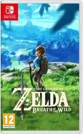Nintendo The Legend of Zelda: Breath of the Wild / Switch