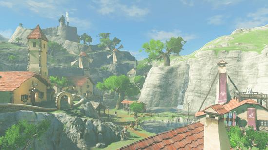 Nintendo igra The Legend of Zelda: Breath of the Wild (Switch)
