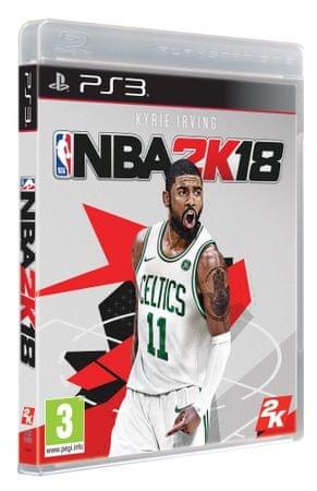 Take 2 NBA 2K18 (PS3)