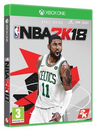 Take 2 NBA 2k18 (Xbox One)