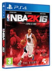 Take 2 igra NBA 2K16 (PS4)