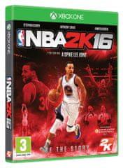Take 2 igra NBA 2K16 (Xbox One)