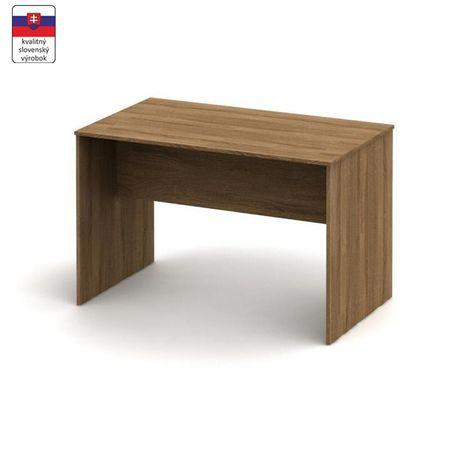 Zasadací stôl 120, bardolino tmavé, TEMPO ASISTENT NEW 021 ZA