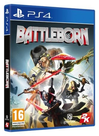 Take 2 igra Battleborn (PS4)