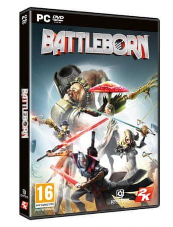 Take 2 igra Battleborn (PC)