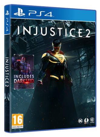 Warner Bros Injustice 2 PS 4