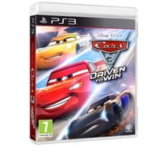Warner Bros Cars 3 (PS3)