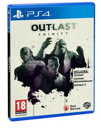 Warner Bros igra Outlast Trinity (PS4)