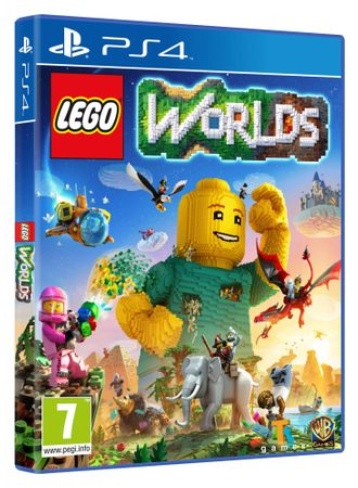 Warner Bros LEGO Worlds (PS4)