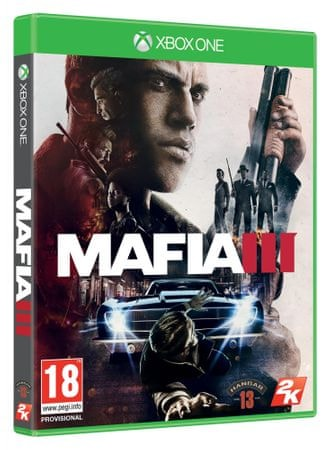 2K games Mafia 3 (Xbox ONE)