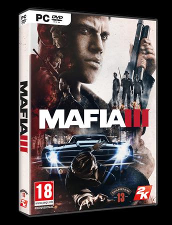 2K games Mafia 3 (PC)