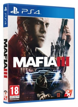 2K games Mafia 3 (PS4)