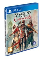Ubisoft Assassin's Creed: Chronicles (PS4)