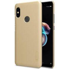 Nillkin Etui Super Frosted Gold do Xiaomi Redmi Note 5 2438674