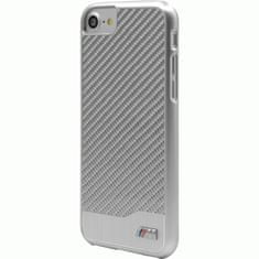Bmw ovitek za iPhone 7 M Sport Aluminium Carbon Silver