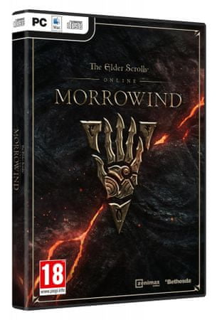 Bethesda The Elder Scrolls Online: Morrowind (PC)