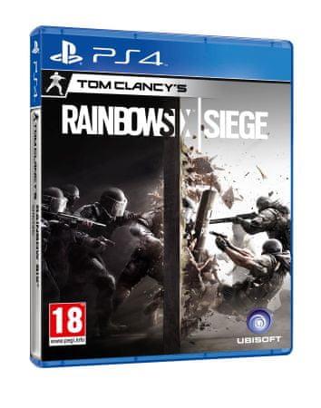 Ubisoft Tom Clancy`s Rainbow Six Siege,PS4