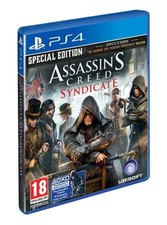 Ubisoft Assassin's Creed: Syndicate (PS 4)