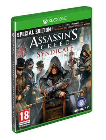 Ubisoft Assassin's Creed: Syndicate, PC