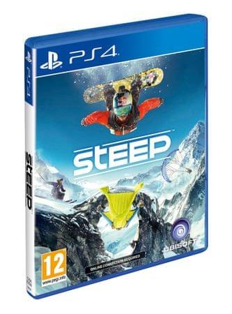 Ubisoft igra Steep (PS4)