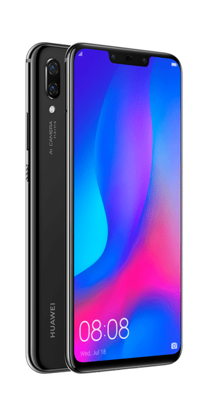 Huawei nova 3, 4/128GB, Black