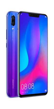 Huawei nova 3, 4/128GB, Iris Purple