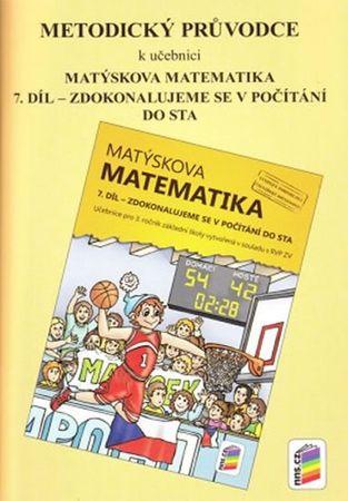 Metodický průvodce k učebnici Matýskova matematika, 7. díl