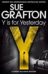 Graftonová Sue: Y is for Yesterday