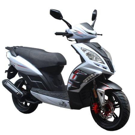 CLS MOTORCYCLE Skútr CLS BLADE 125i EFI bílý