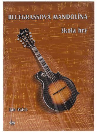 KN Škola bluegrassová mandolína - škola hry - Jan Máca Škola hry na mandolínu