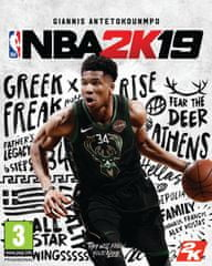 Take 2 igra NBA 2K19, kod u kutiji (PC)