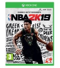 Take 2 igra NBA 2K19 Standard Edition (Xbox One)